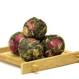 Yunnan Rose Dragon Ball Black Tea