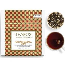 Punjabi Masala Chai Tea Bags