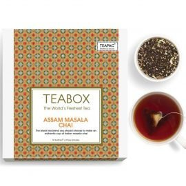 Assam Masala Chai Tea Bags
