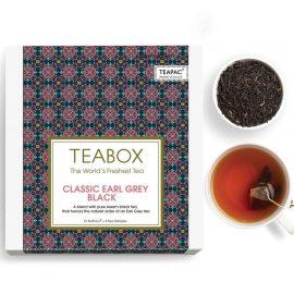 Classic Earl Grey Citrus Black Tea Tea Bags