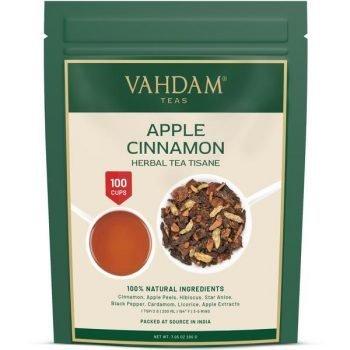 Apple Cinnamon Herbal Tea Tisane