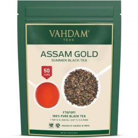 Assam Gold Second Flush Black Tea Loose Leaf