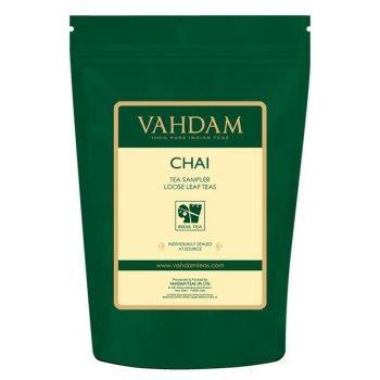 Assorted Chai Tea Loose Leaf Teas Sampler