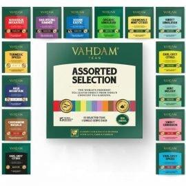 Assorted Tea Bags Variety Sampler