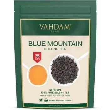 Blue Mountain Nilgiri Oolong Tea