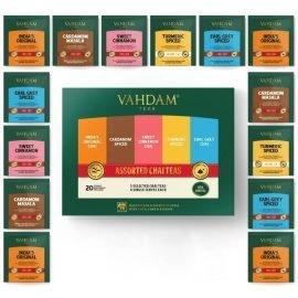 Chai Tea Sampler Assortment Tea Bags