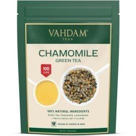 Chamomile Green Tea Loose Leaf