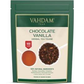 Chocolate Vanilla Herbal Tea Tisane