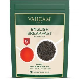 Classic English Breakfast Black Loose Leaf Tea
