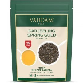 Darjeeling Spring Gold First Flush Black Tea