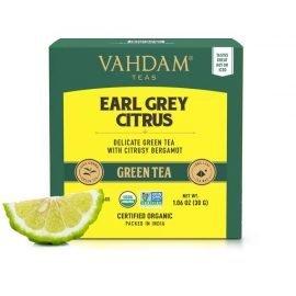 Earl Grey Citrus Green Tea