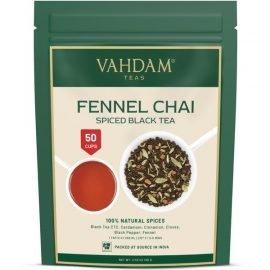 Fennel Spice Masala Chai Tea