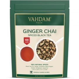 Ginger Masala Chai Tea