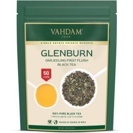 Glenburn Classic Darjeeling First Flush Black Tea