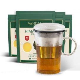 Green Tea Loose Leaf Kit