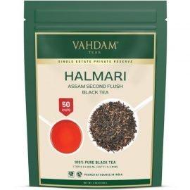 Halmari Clonal Assam Second Flush Black Tea