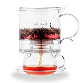 Imperial Tea Maker Teapot with Infuser for Loose Tea