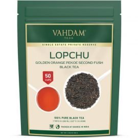Lopchu Golden Orange Pekoe Black Tea