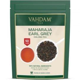 Maharaja Earl Grey Oolong Loose Leaf Tea