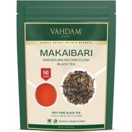 Makaibari Darjeeling Second Flush Black Tea