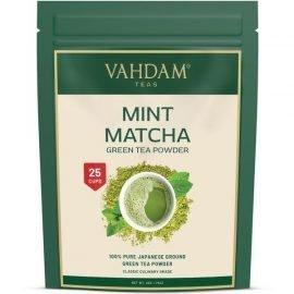 Mint Matcha Superfood Green Tea Powder