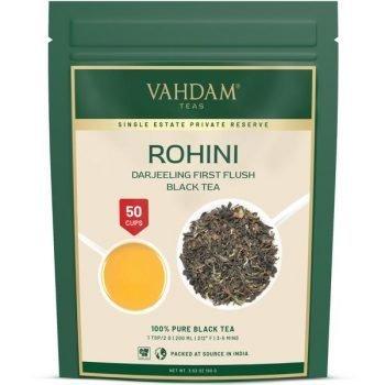 Rohini Classic Darjeeling First Flush Black Tea