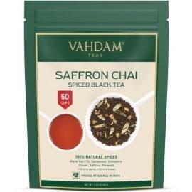 Saffron Premium Masala Chai Tea Loose Leaf