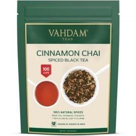 Sweet Cinnamon Masala Chai Tea