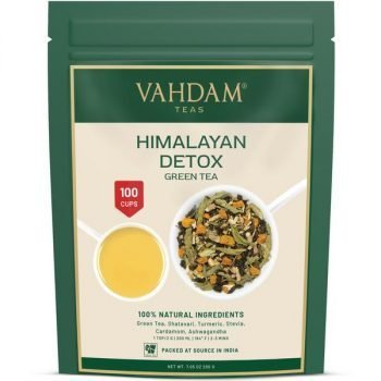 Sweet Himalayan Detox Green Tea Loose Leaf