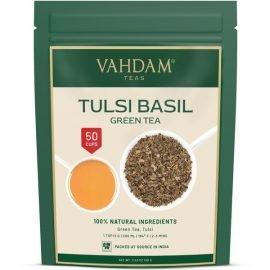 Tulsi Basil Green Tea