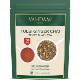 Tulsi Ginger Masala Tea