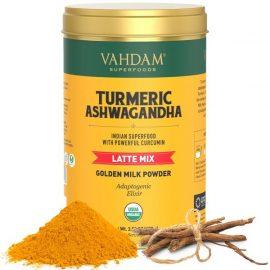 Turmeric Ashwagandha Latte Mix