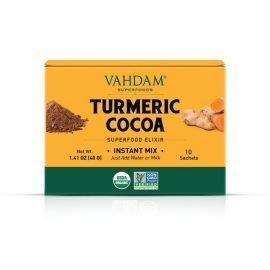 Turmeric Cocoa Instant Mix Superfood Elixir