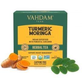 Turmeric Moringa Herbal Tea