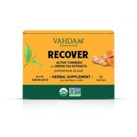 Turmeric Recover Instant Mix Superfood Elixir