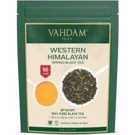 Western Himalayan Kangra Spring Black Tea