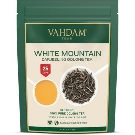 White Mountain Darjeeling Oolong Tea