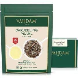 Darjeeling Pearl White Tea