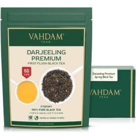 Darjeeling Premium First Flush Black Loose Leaf Tea
