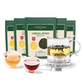 Green Iced Tea Immunity Booster and Detox Kit