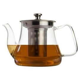 Radiance Glass Tea Pot with Infuser for Loose Tea